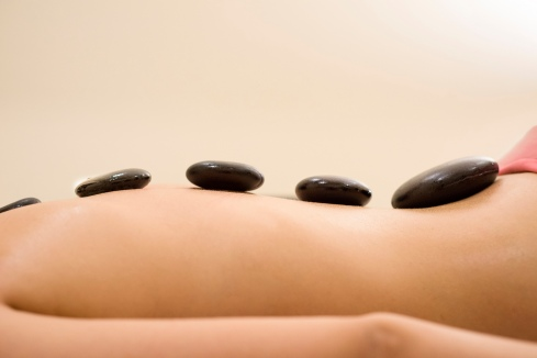 Hotstone massage, Hot stone